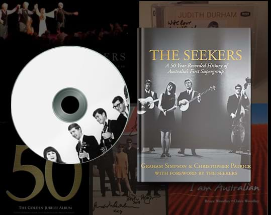 Buy The Seekers Merchandise