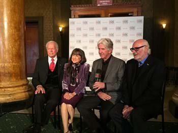 The Seekers inducted into The Age Music Victoria Hall of fame
