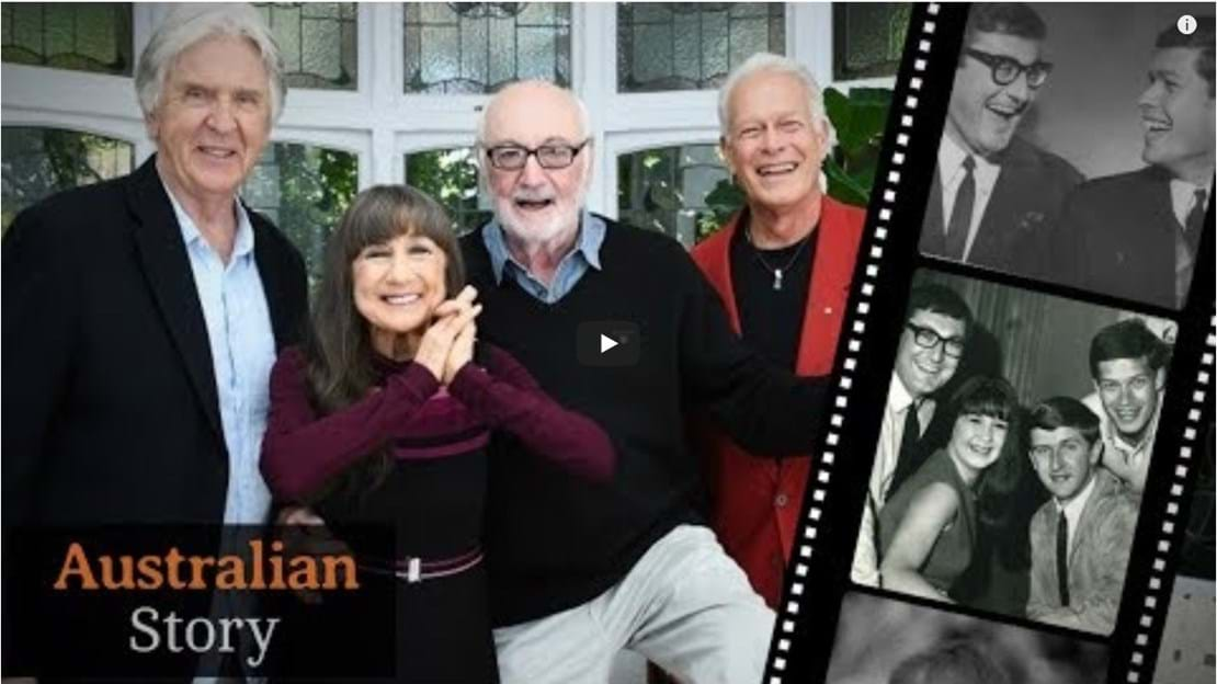 Australian Story: The Seekers. April 8, 2019