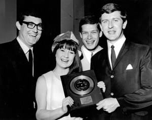 The Seekers in the 60s